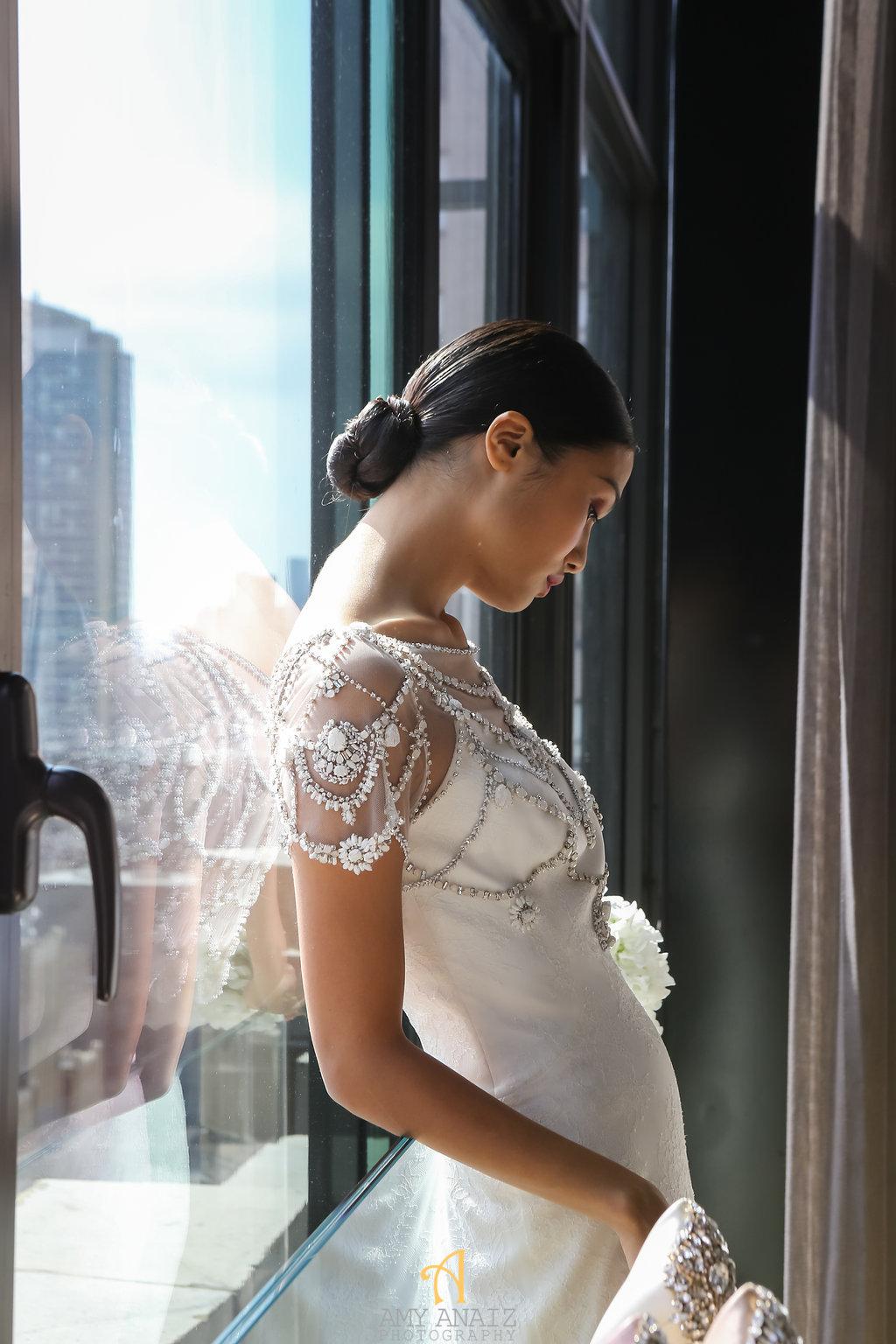 Bridal fashion week recap- badgley mischka 12