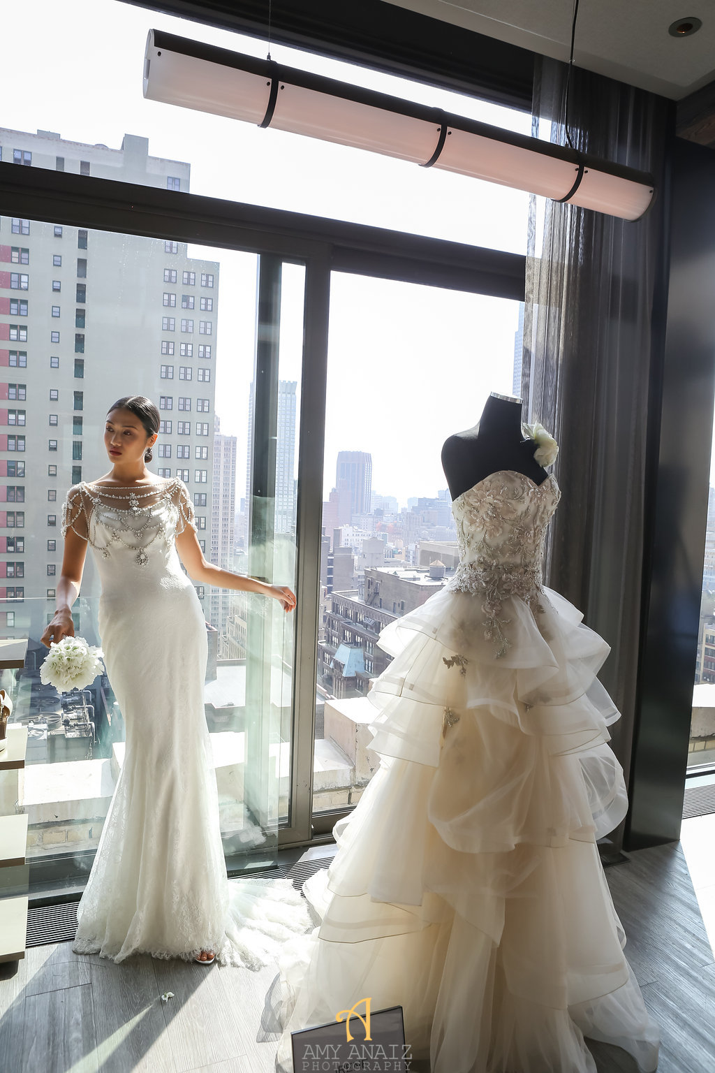 Bridal fashion week recap- badgley mischka 13