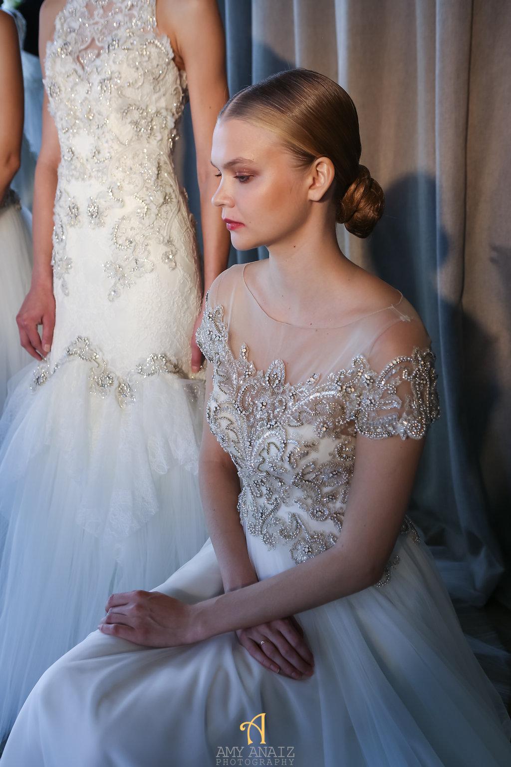Bridal fashion week recap- badgley mischka 3
