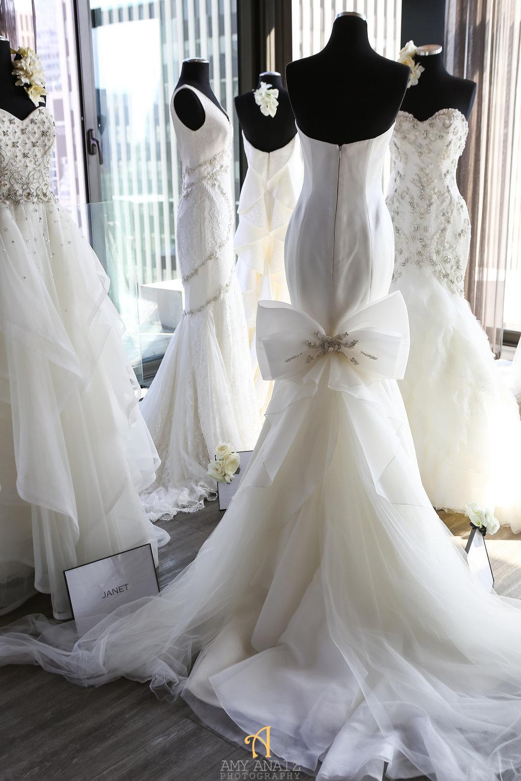 Bridal fashion week recap- badgley mischka 6