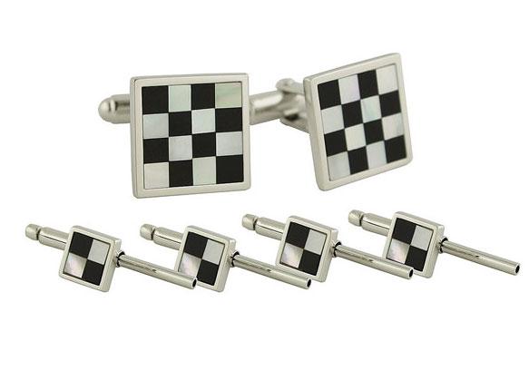 Groomsmen gifts- stud cufflinks