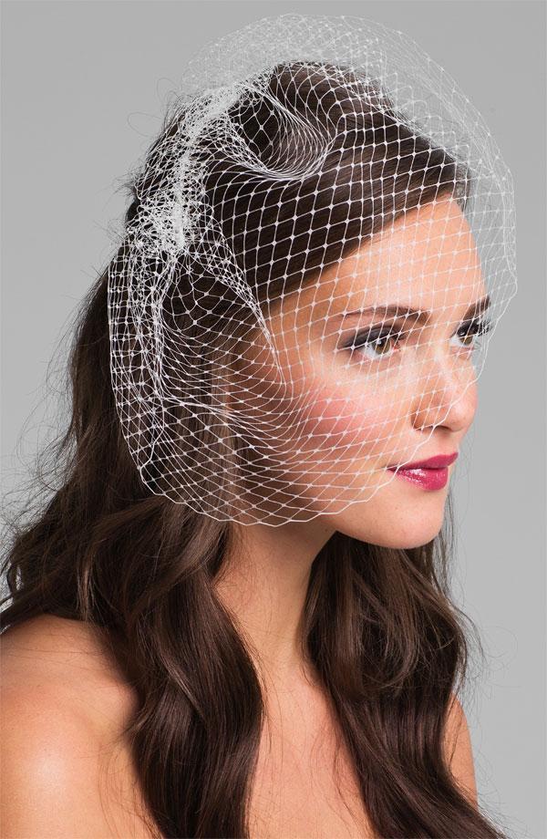 Nina Birdcage Veil