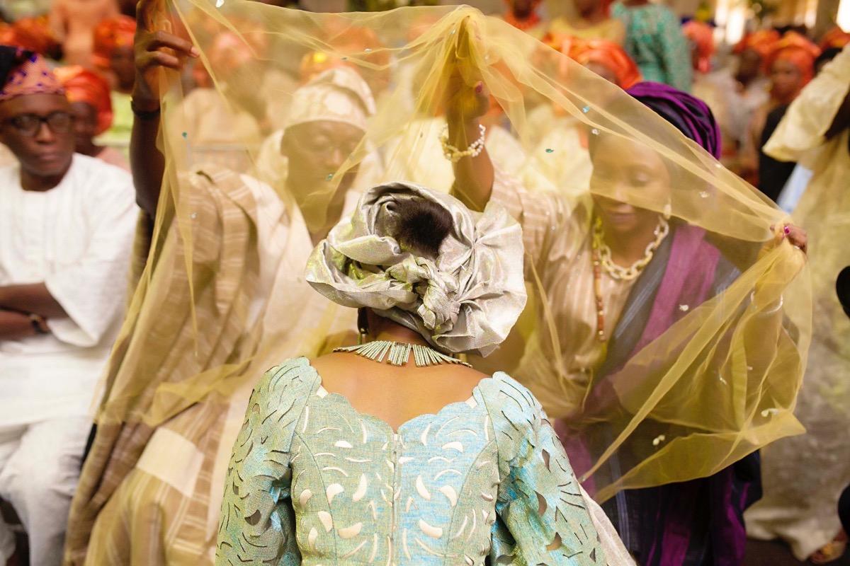 SLAM2014 Traditional Yoruba Wedding in Lagos Nigeria 102