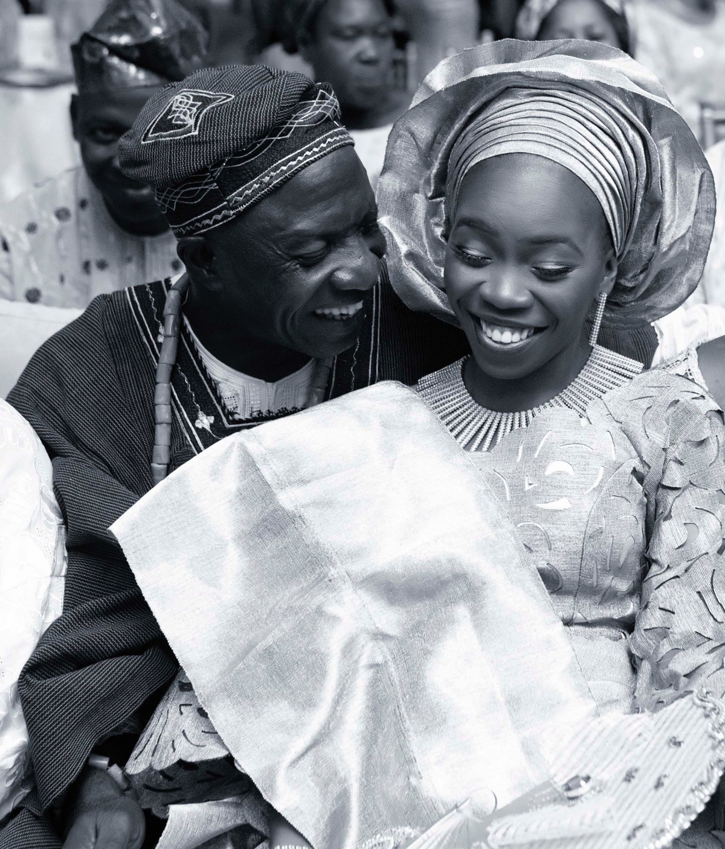 SLAM2014 Traditional Yoruba Wedding in Lagos Nigeria 103