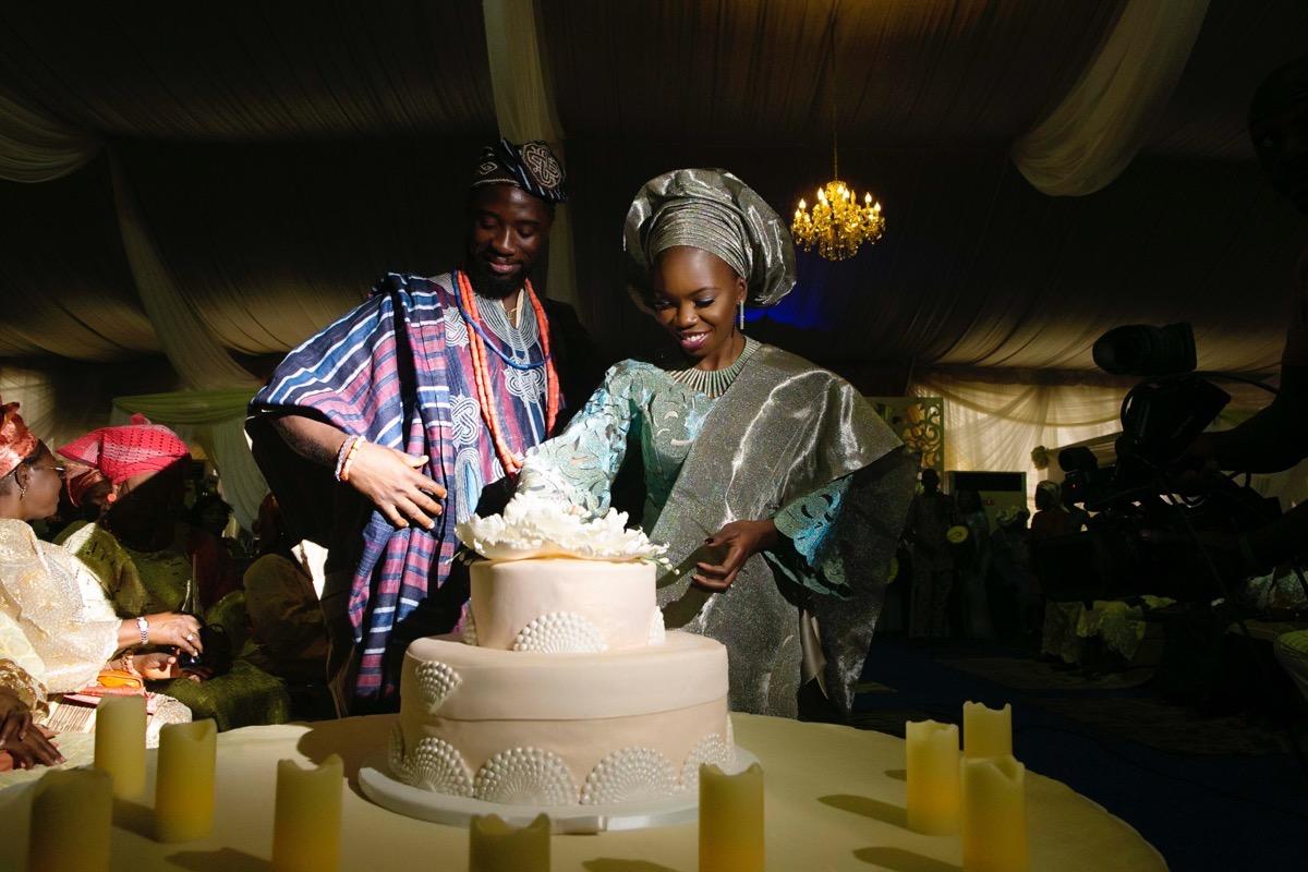 SLAM2014 Traditional Yoruba Wedding in Lagos Nigeria 107