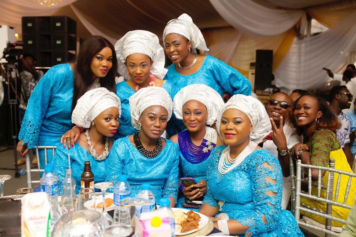 SLAM2014 Traditional Yoruba Wedding in Lagos Nigeria 118