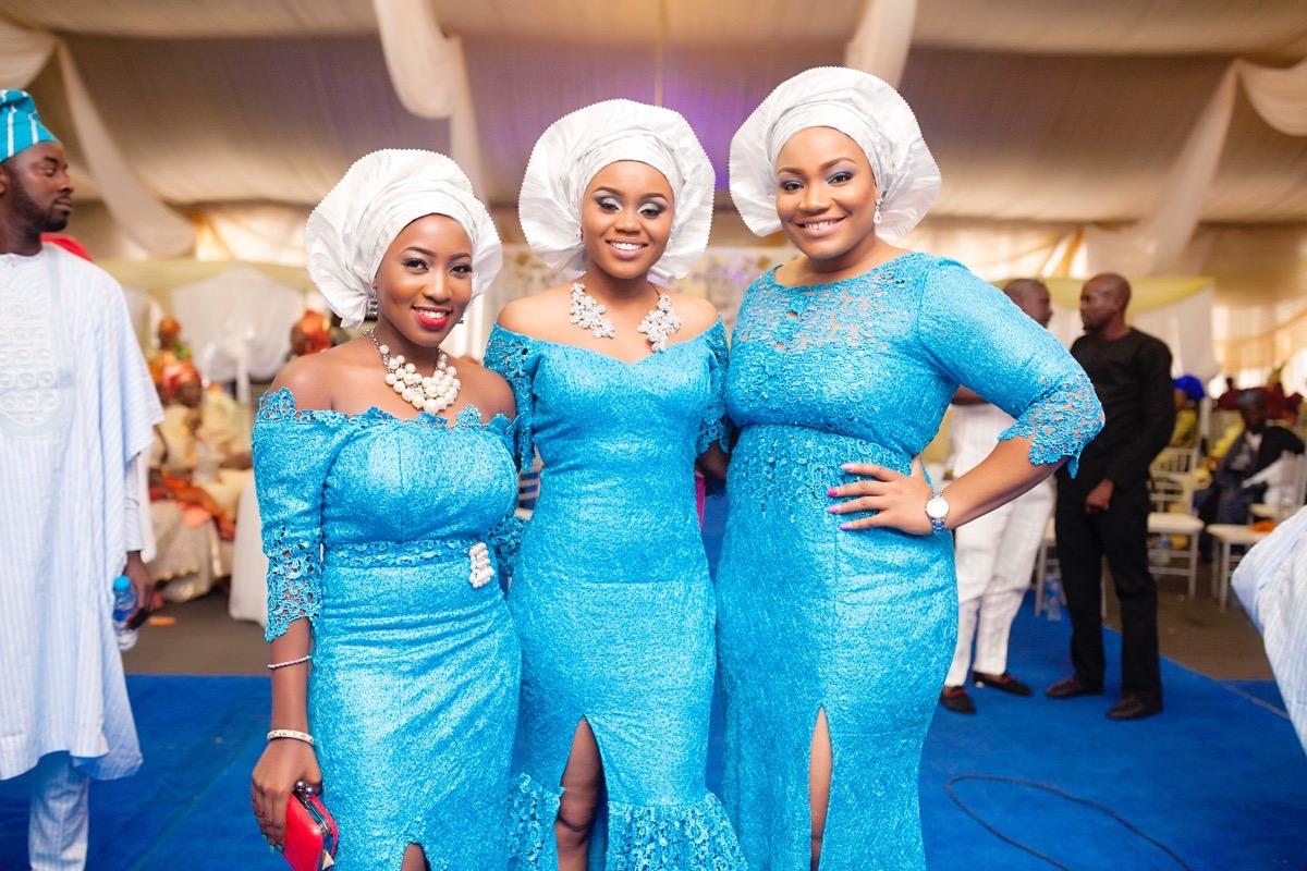 SLAM2014 Traditional Yoruba Wedding in Lagos Nigeria 124