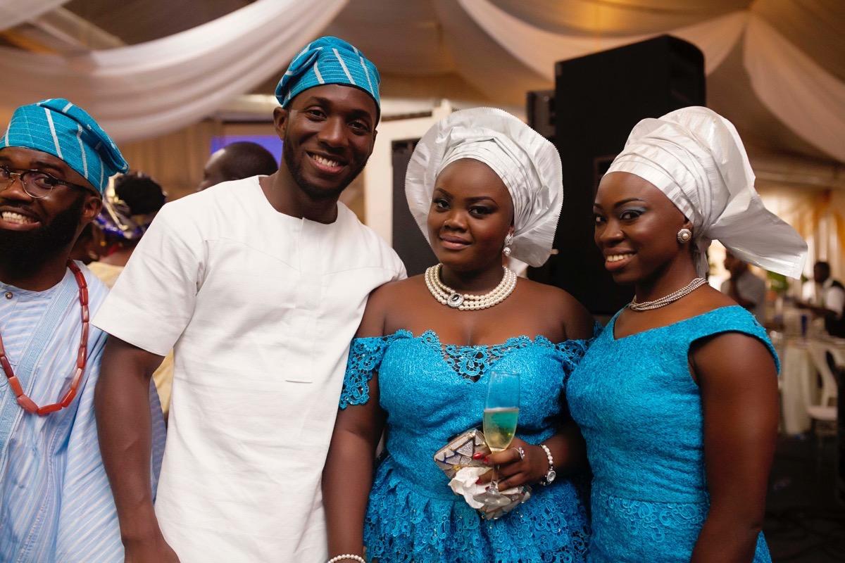 SLAM2014 Traditional Yoruba Wedding in Lagos Nigeria 125
