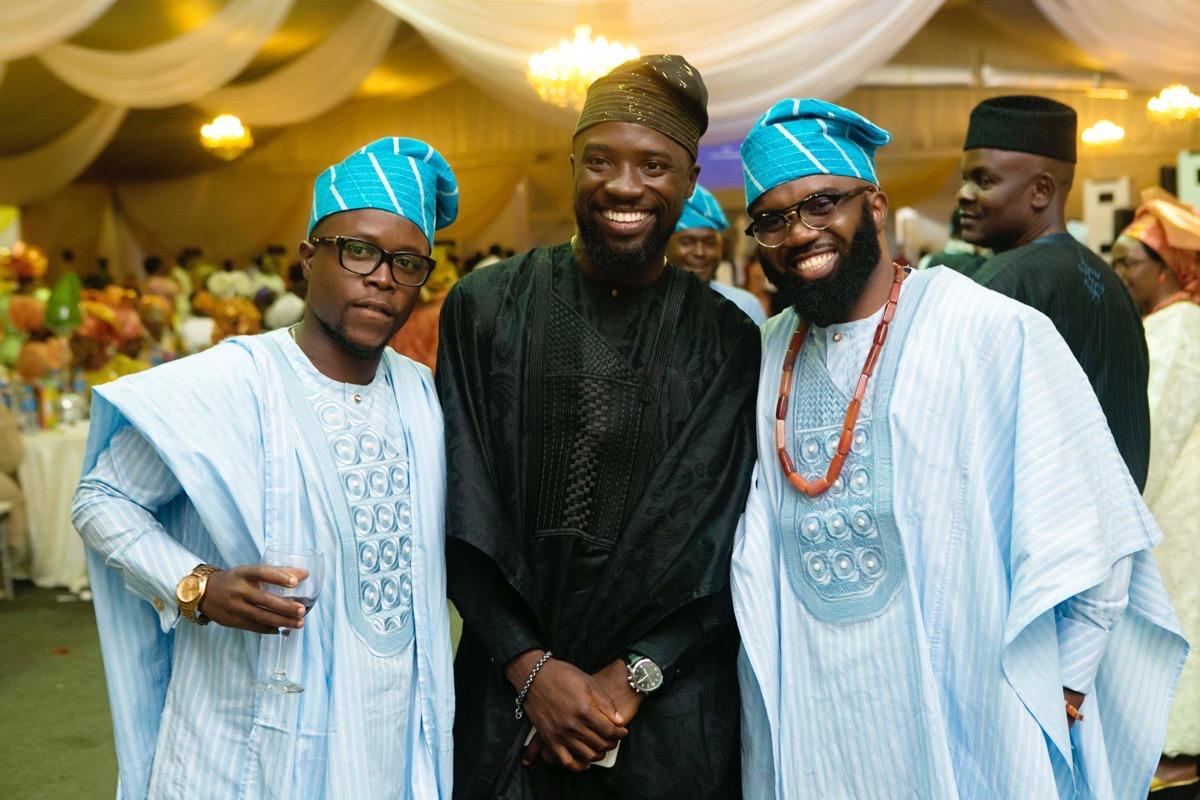 SLAM2014 Traditional Yoruba Wedding in Lagos Nigeria 127