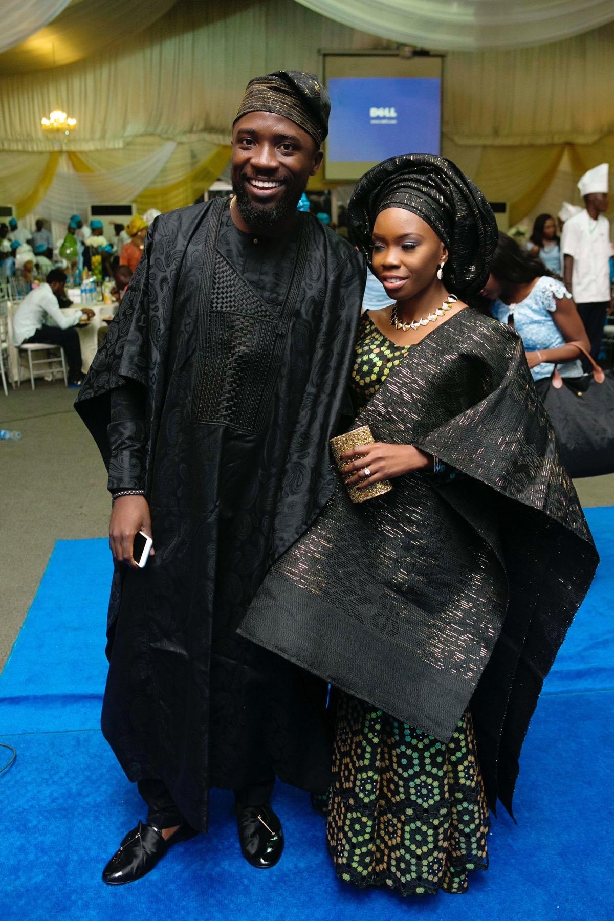 SLAM2014 Traditional Yoruba Wedding in Lagos Nigeria 130