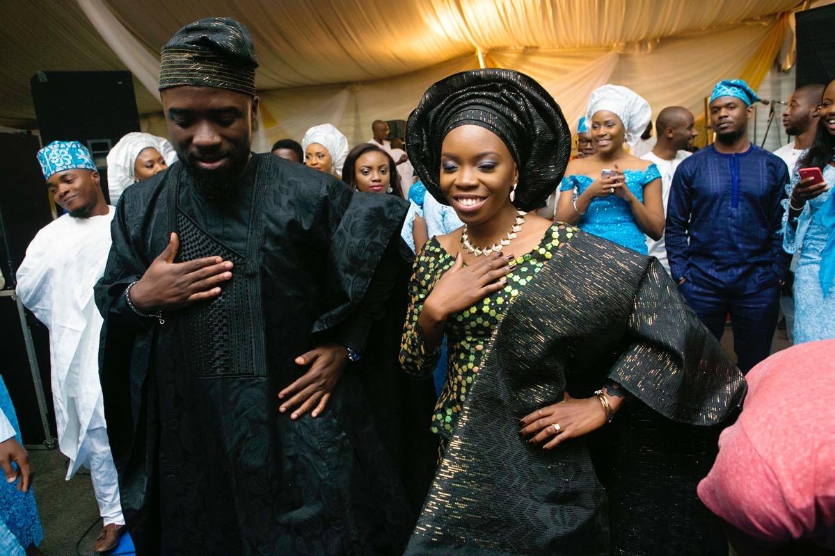 SLAM2014 Traditional Yoruba Wedding in Lagos Nigeria 132
