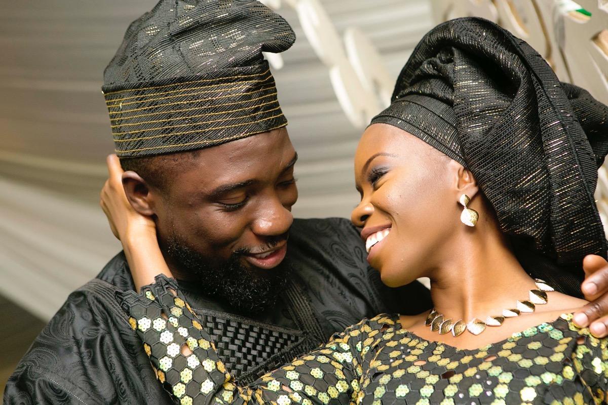 SLAM2014 Traditional Yoruba Wedding in Lagos Nigeria 135
