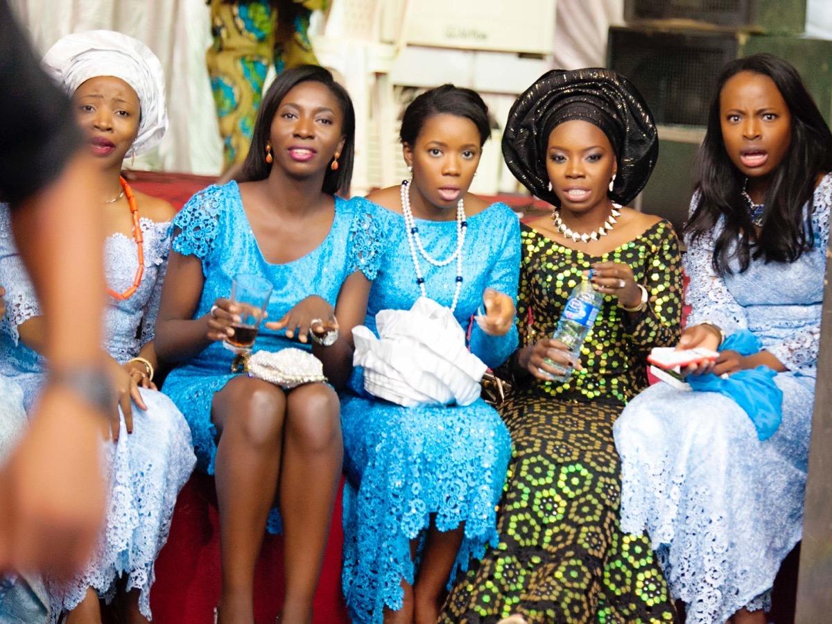 SLAM2014 Traditional Yoruba Wedding in Lagos Nigeria 139