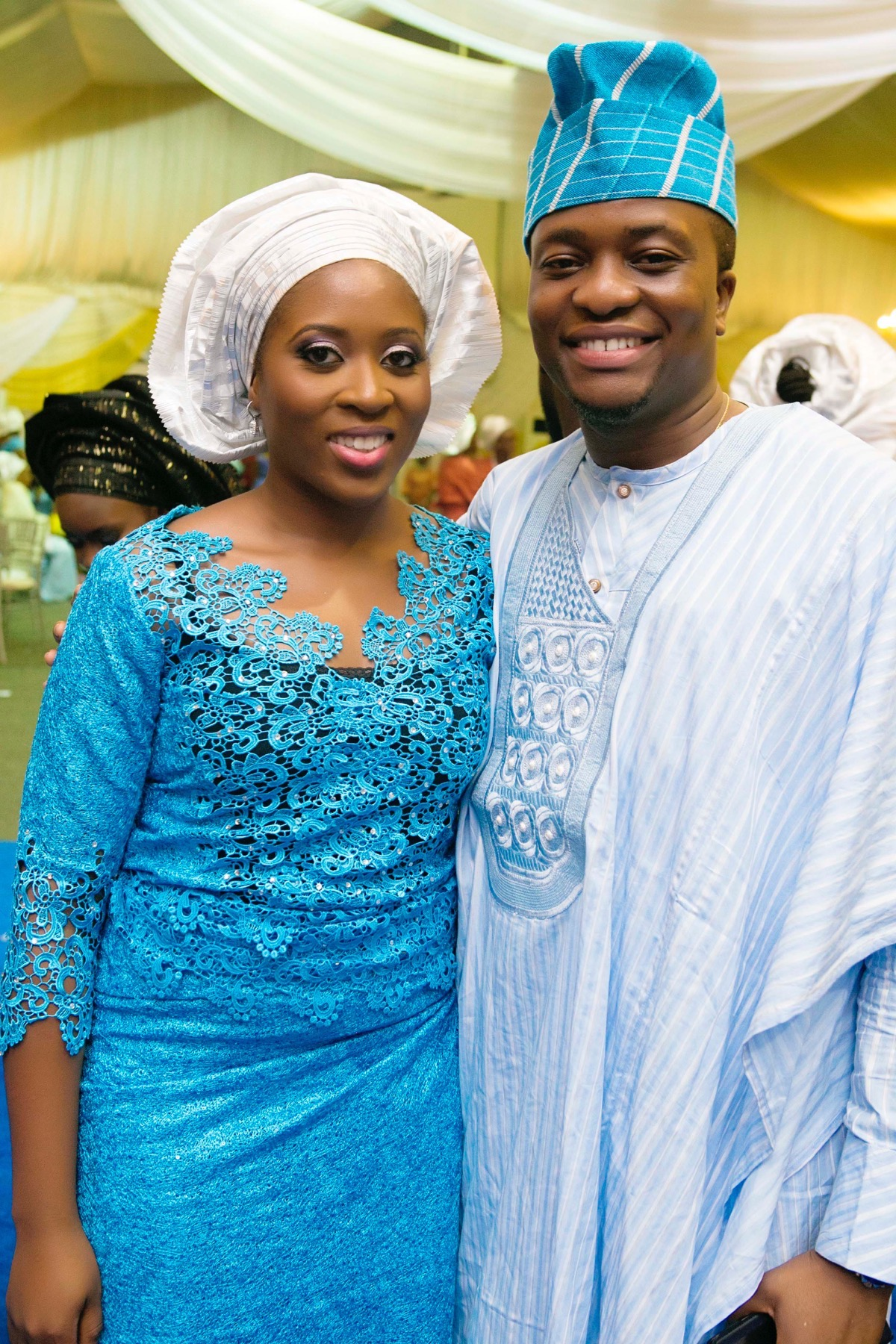 SLAM2014 Traditional Yoruba Wedding in Lagos Nigeria 140