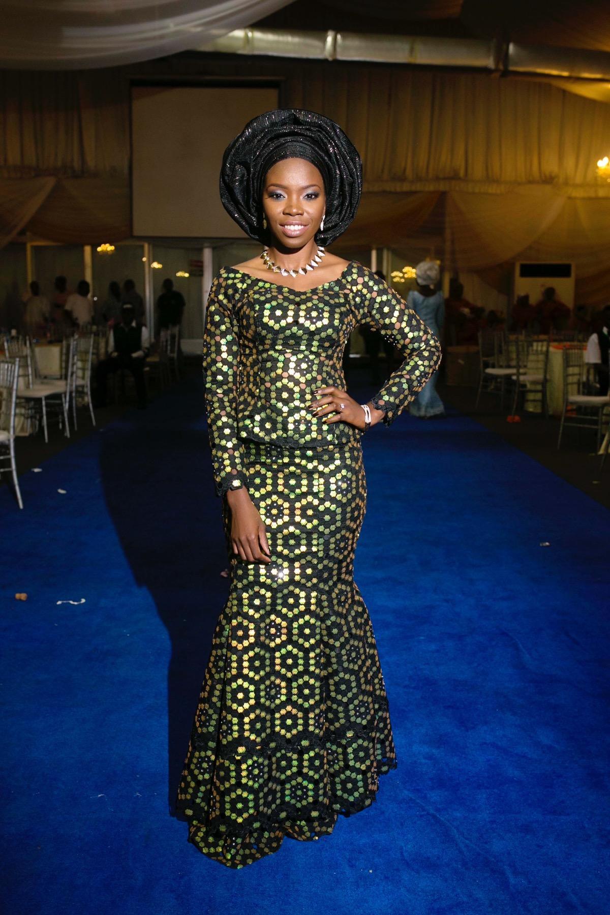 SLAM2014 Traditional Yoruba Wedding in Lagos Nigeria 142