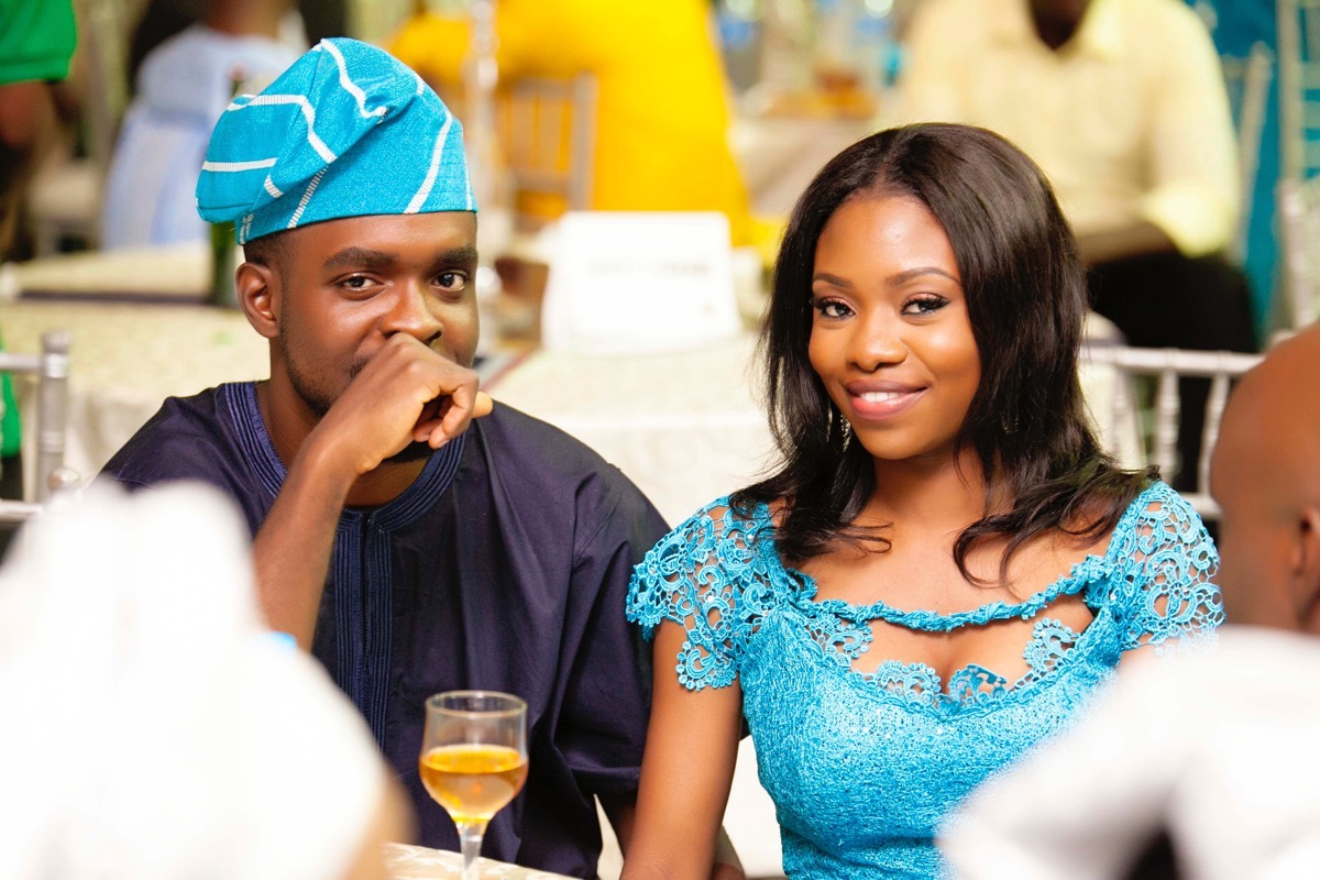 SLAM2014 Traditional Yoruba Wedding in Lagos Nigeria 144