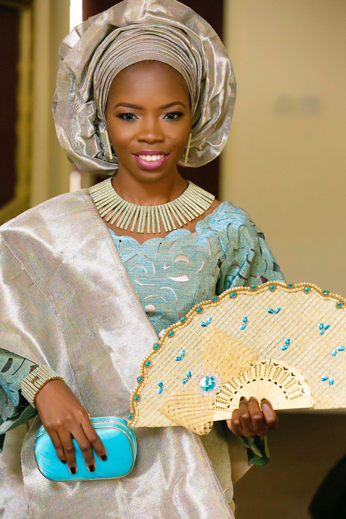 SLAM2014 Traditional Yoruba Wedding in Lagos Nigeria 29
