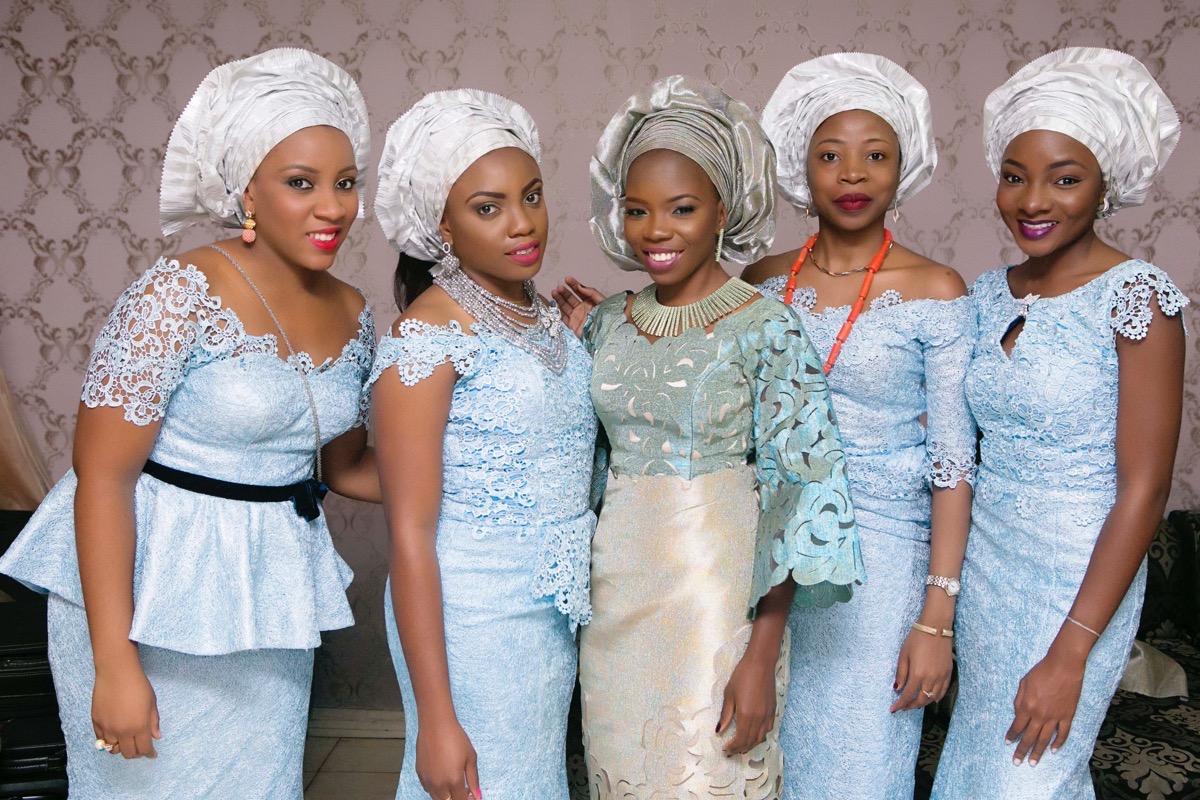 SLAM2014 Traditional Yoruba Wedding in Lagos Nigeria 33
