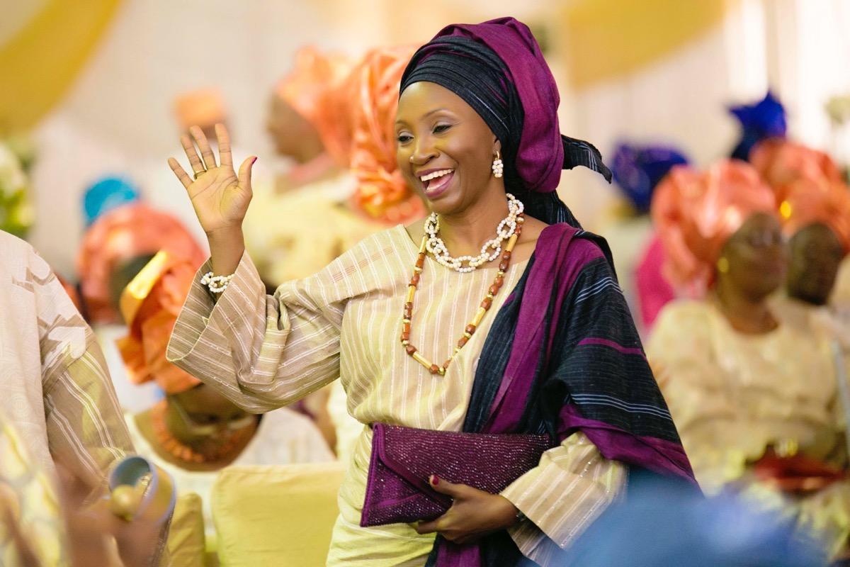SLAM2014 Traditional Yoruba Wedding in Lagos Nigeria 38