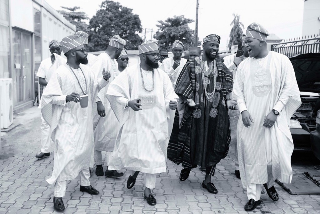 SLAM2014 Traditional Yoruba Wedding in Lagos Nigeria 46