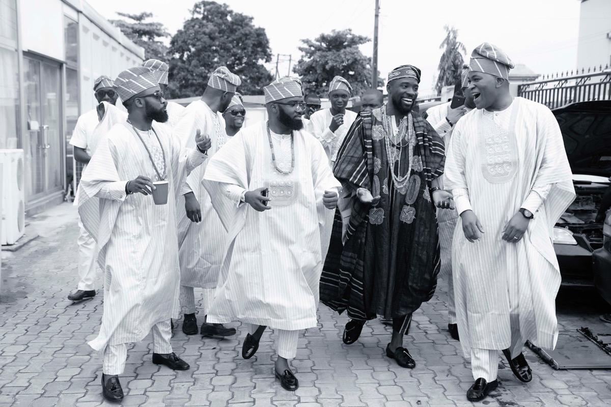 SLAM2014 Traditional Yoruba Wedding in Lagos Nigeria 46