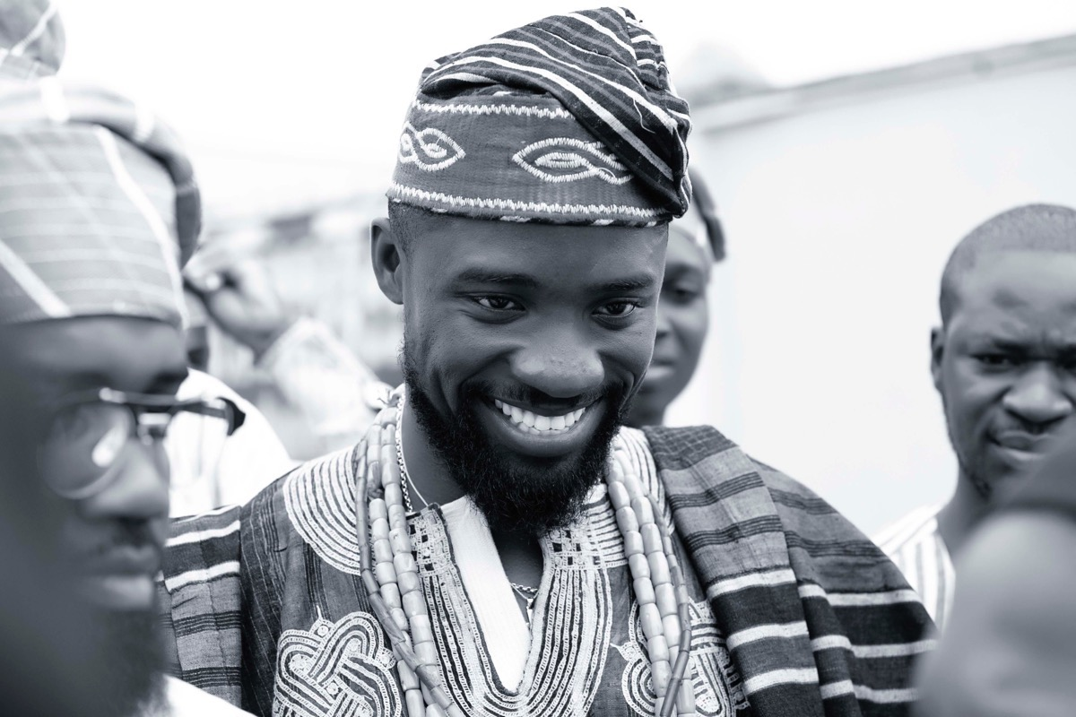 SLAM2014 Traditional Yoruba Wedding in Lagos Nigeria 49