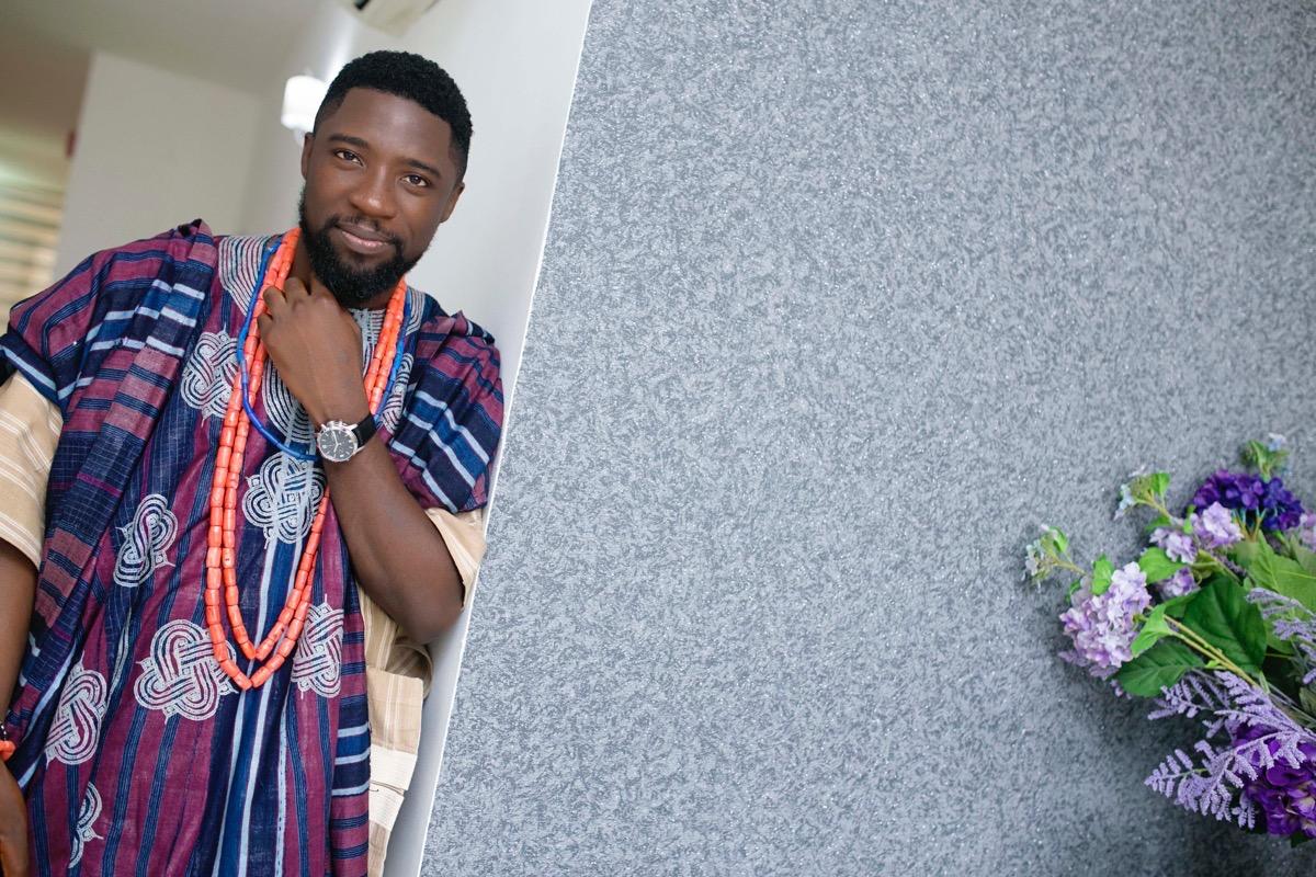 SLAM2014 Traditional Yoruba Wedding in Lagos Nigeria 5