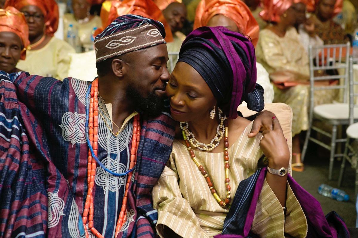 SLAM2014 Traditional Yoruba Wedding in Lagos Nigeria 61