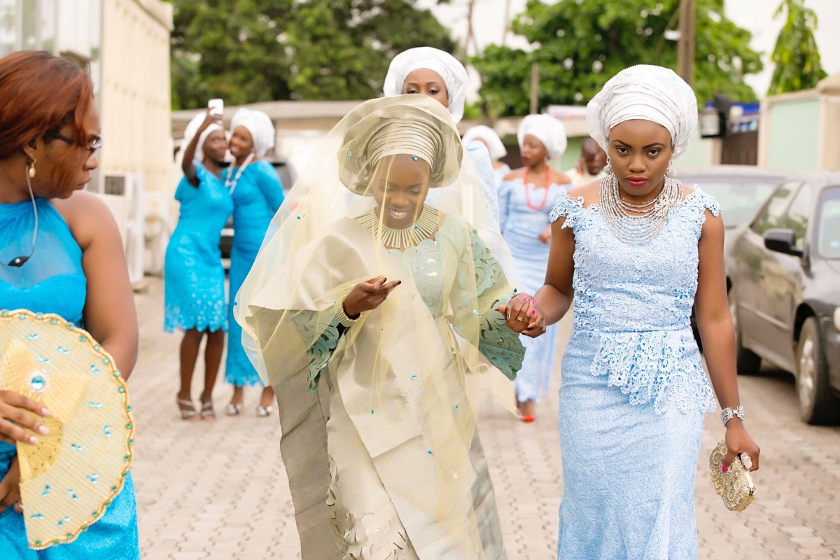 SLAM2014 Traditional Yoruba Wedding in Lagos Nigeria 73