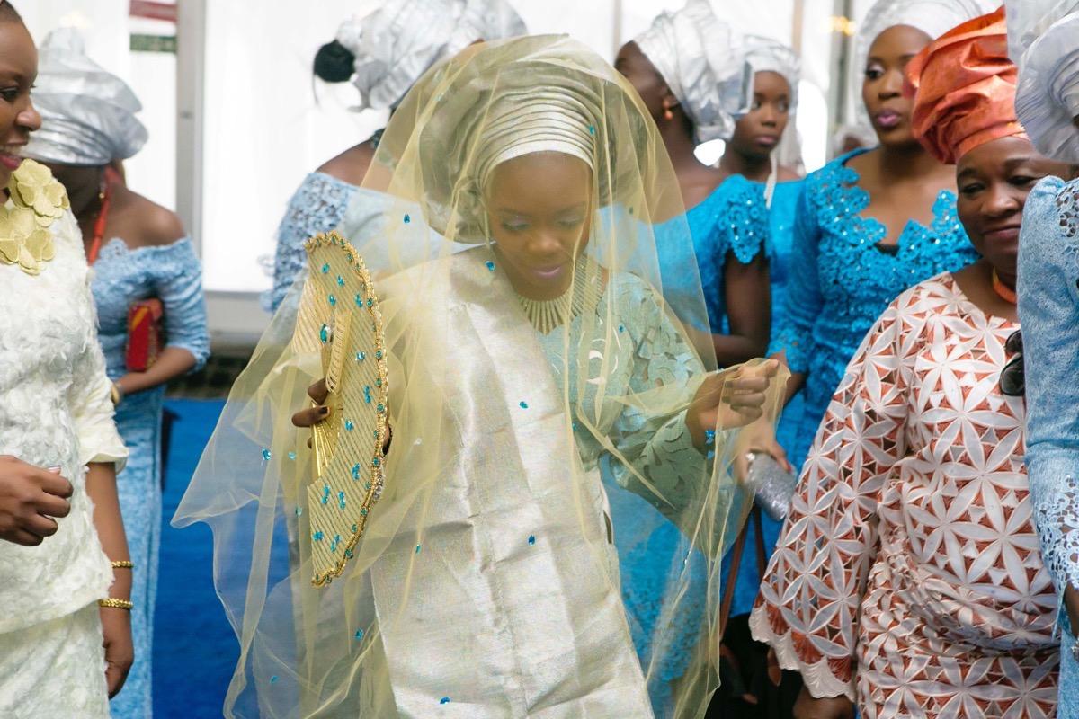 SLAM2014 Traditional Yoruba Wedding in Lagos Nigeria 76