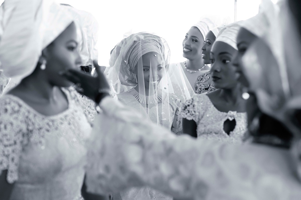 SLAM2014 Traditional Yoruba Wedding in Lagos Nigeria 79