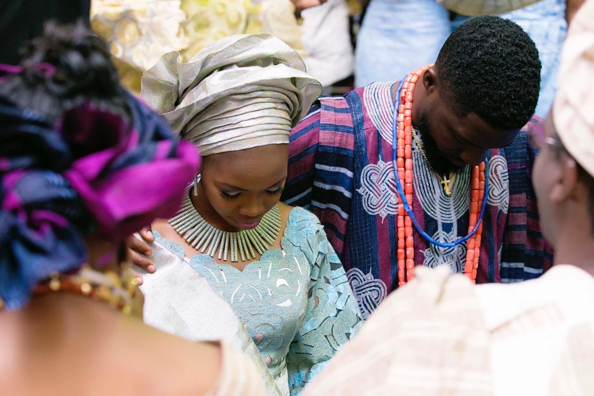 SLAM2014 Traditional Yoruba Wedding in Lagos Nigeria 88