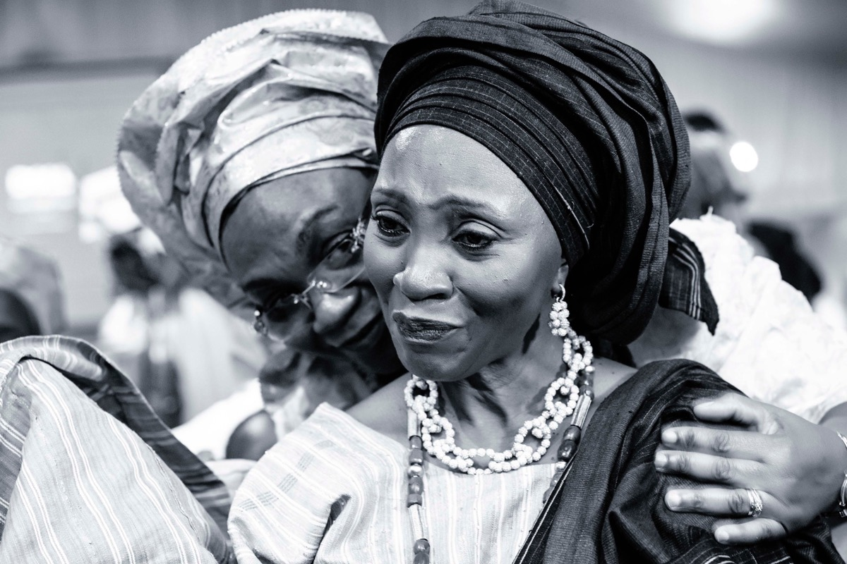 SLAM2014 Traditional Yoruba Wedding in Lagos Nigeria 89