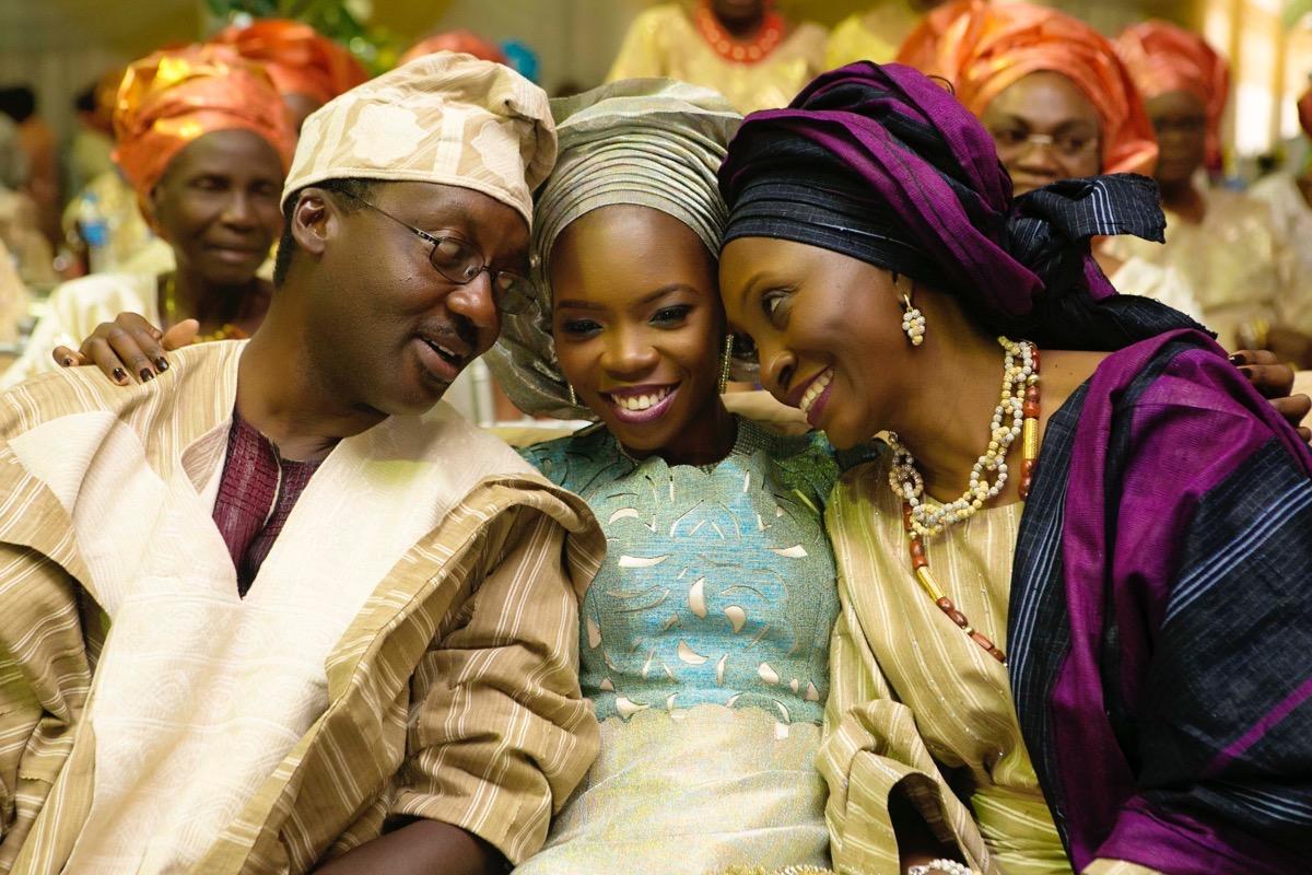 SLAM2014 Traditional Yoruba Wedding in Lagos Nigeria 92