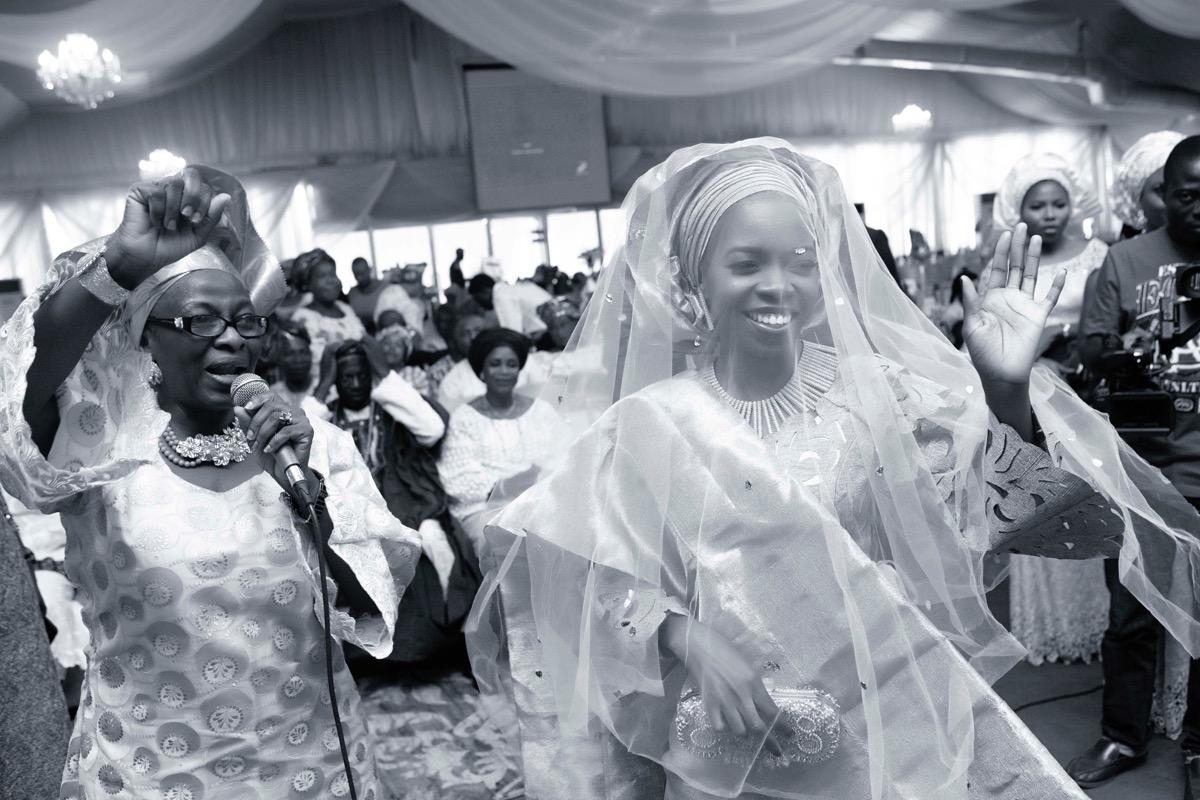 SLAM2014 Traditional Yoruba Wedding in Lagos Nigeria 93