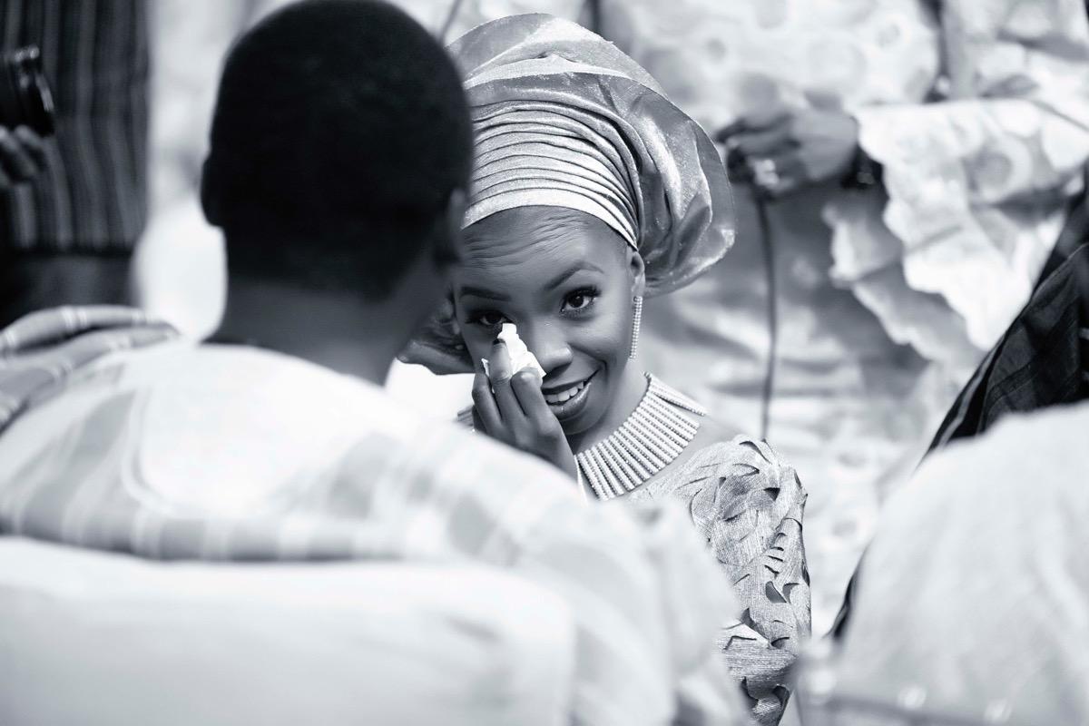 SLAM2014 Traditional Yoruba Wedding in Lagos Nigeria 94