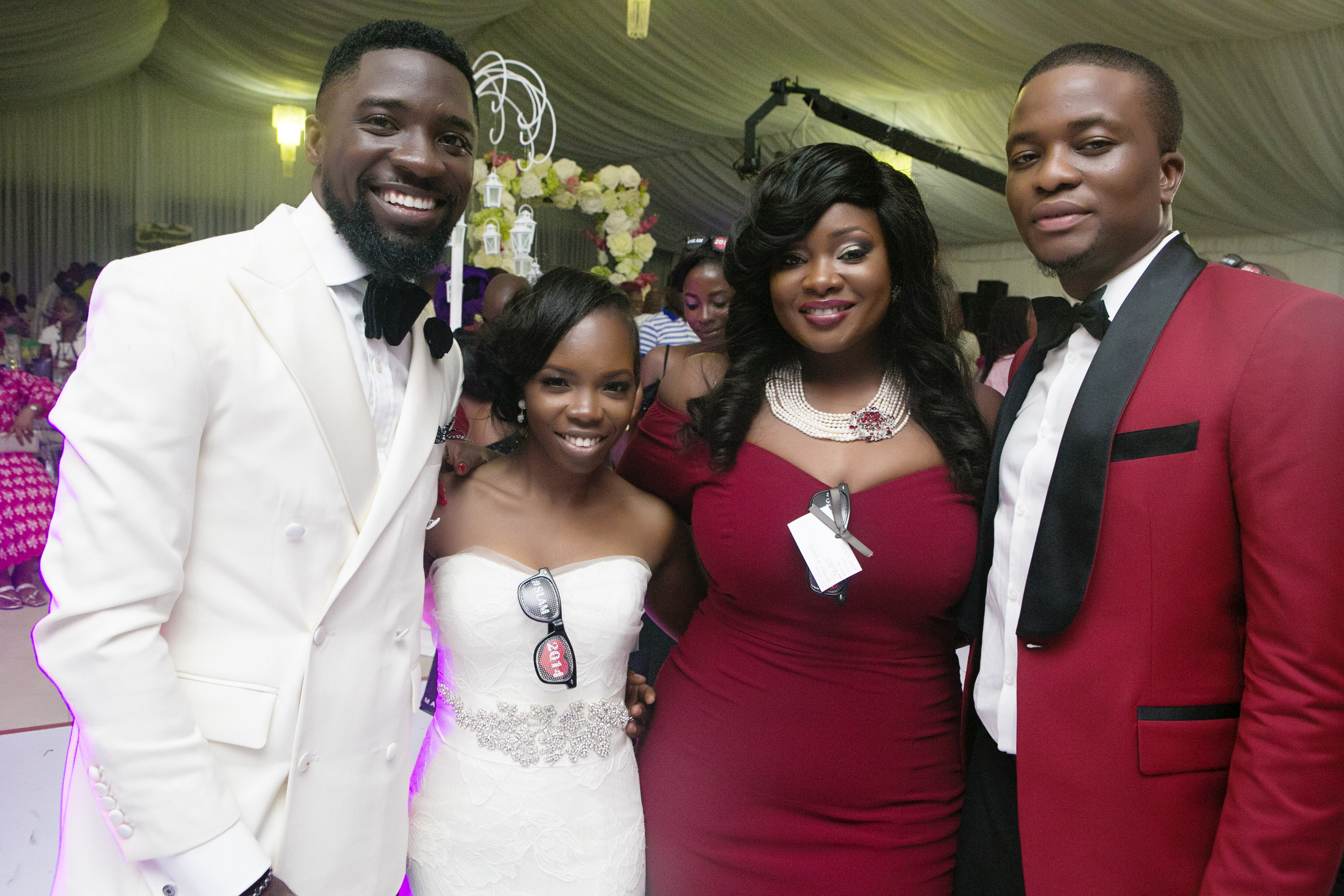 SLAM2014 Wedding at Ruby Gardens Lagos 3