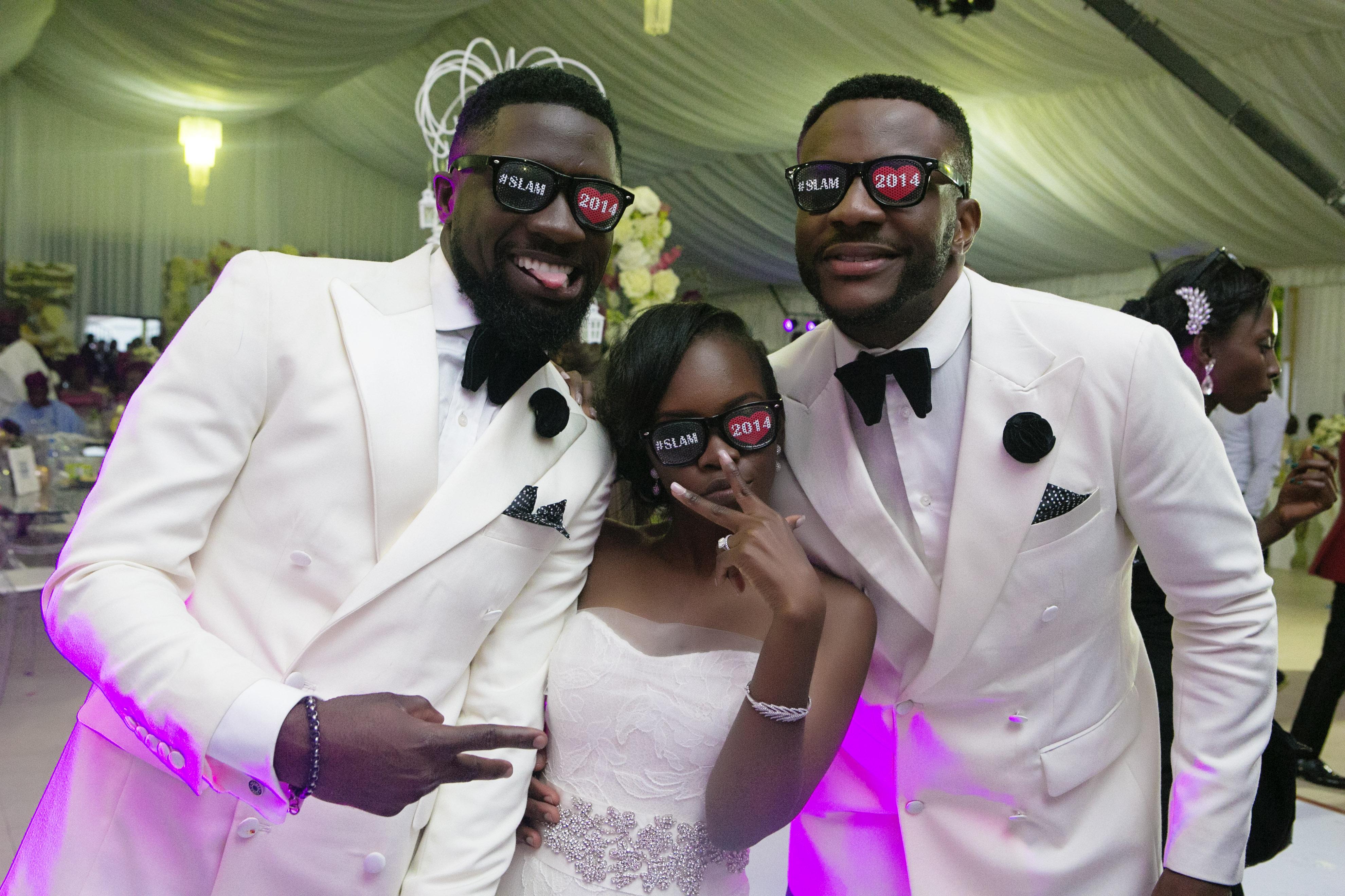 SLAM2014 Wedding at Ruby Gardens Lagos 4