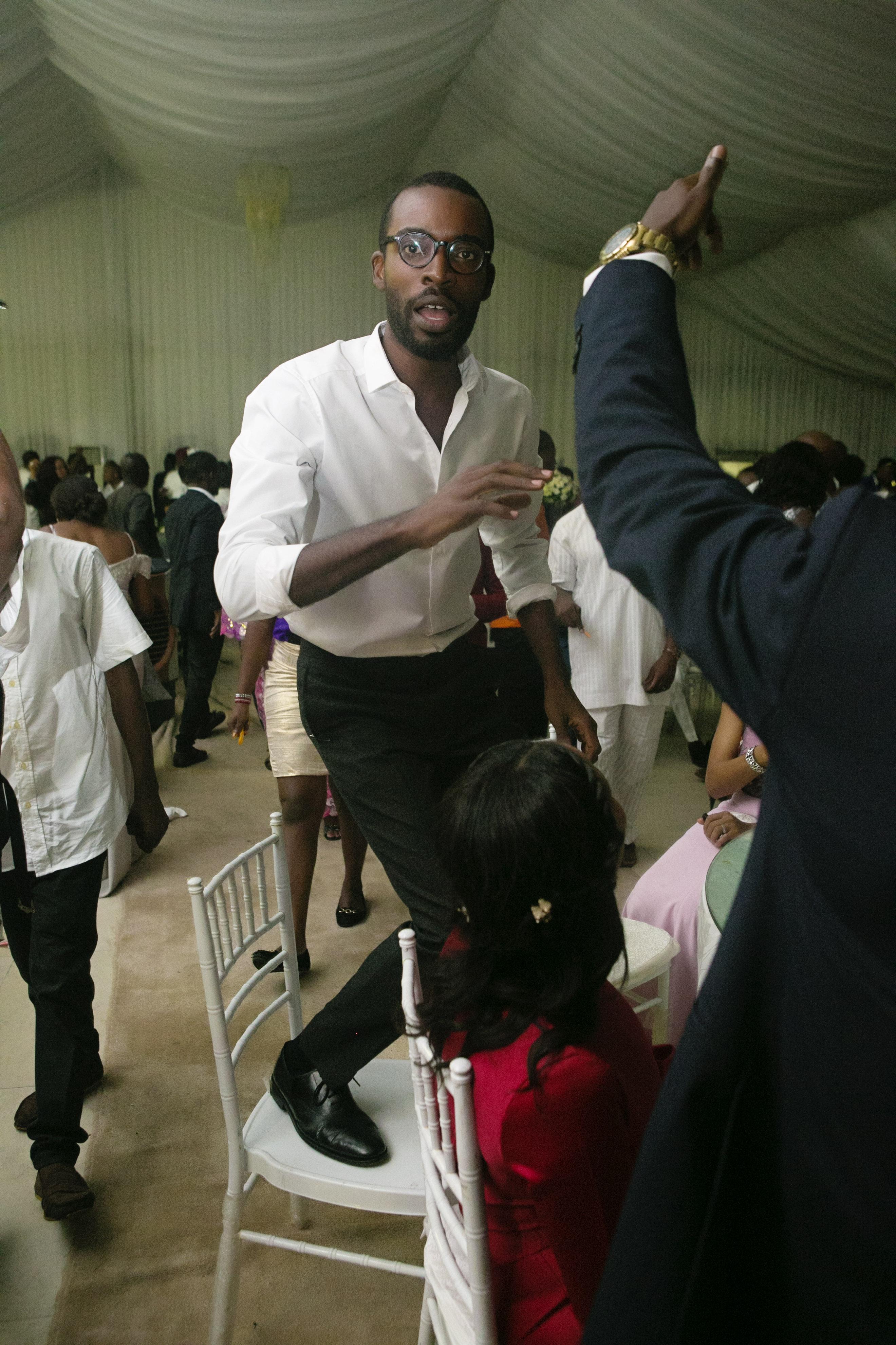 SLAM2014 Wedding at Ruby Gardens Lagos 5