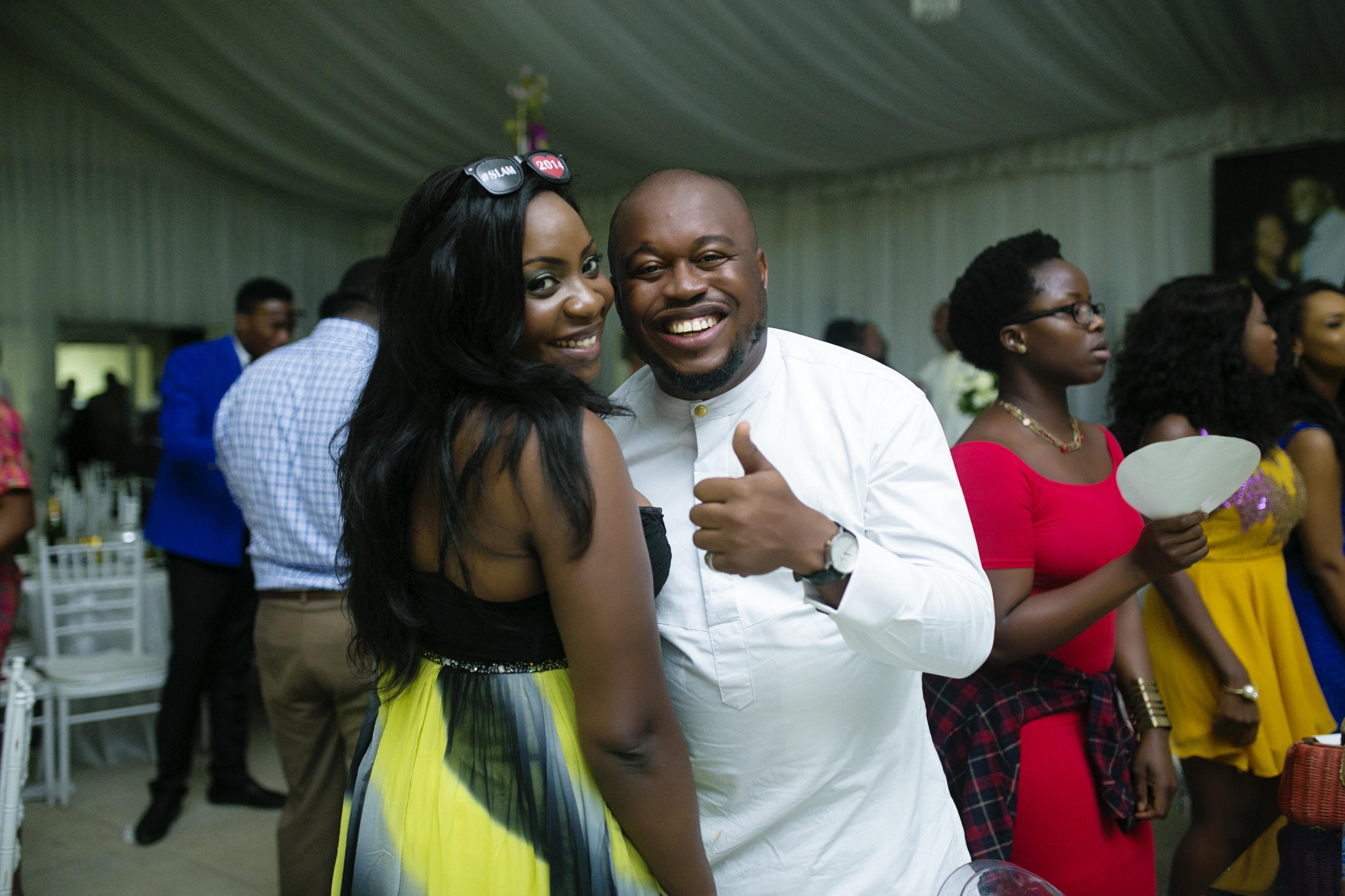 SLAM2014 Wedding at Ruby Gardens Lagos 8