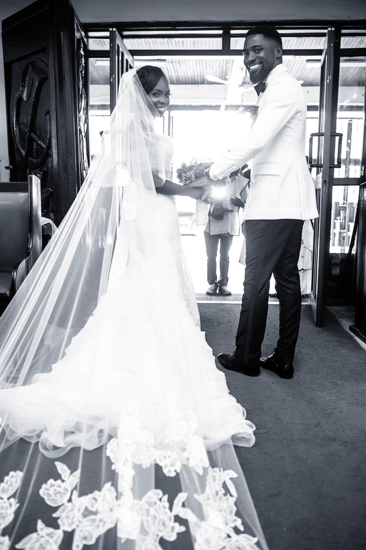 Slam2014 - Segi and Olamide Adedeji's Wedding in Ruby Gardens Nigeria 119