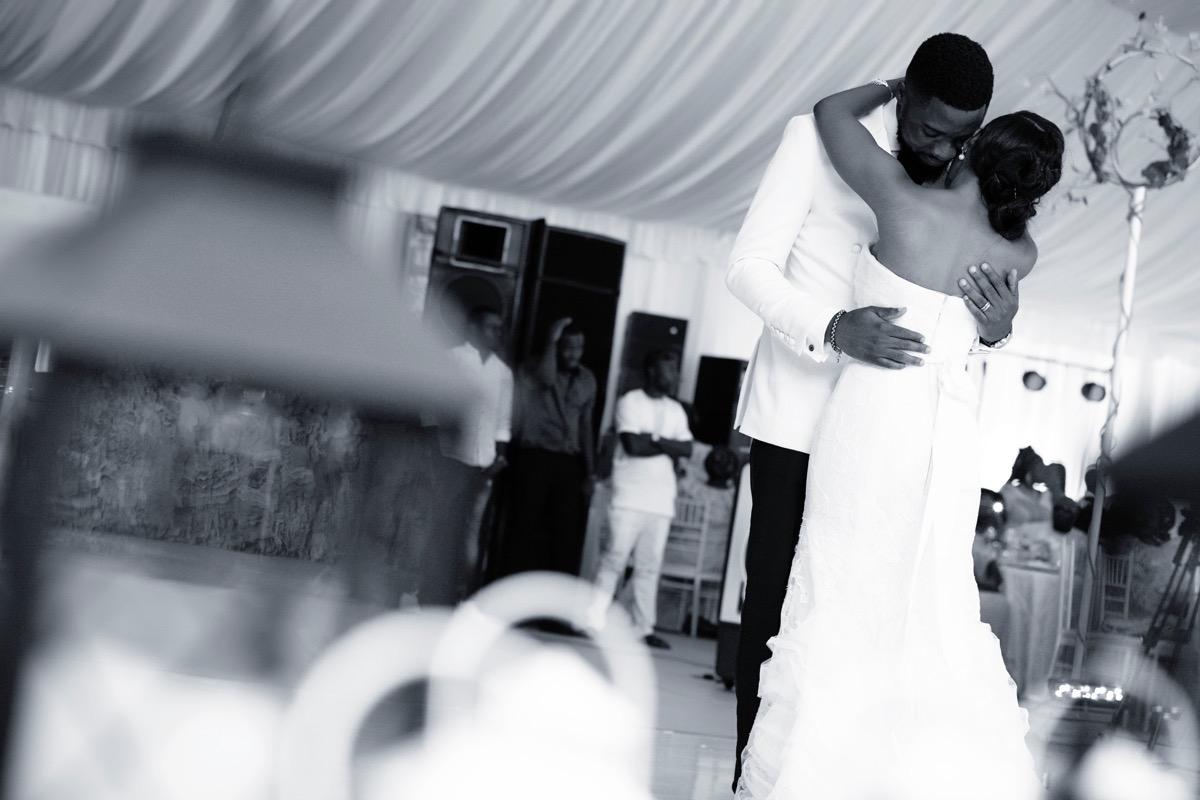 Slam2014 - Segi and Olamide Adedeji's Wedding in Ruby Gardens Nigeria 185