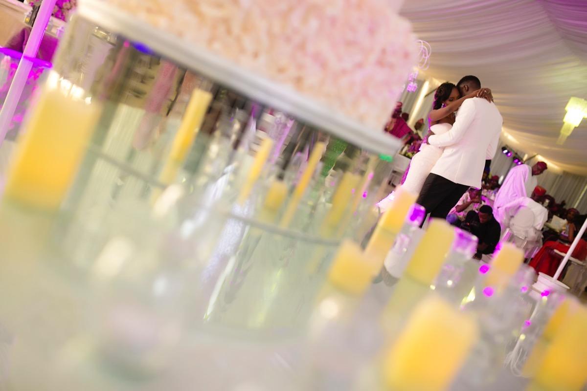 Slam2014 - Segi and Olamide Adedeji's Wedding in Ruby Gardens Nigeria 188