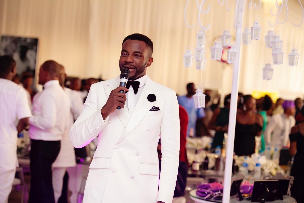 Slam2014 - Segi and Olamide Adedeji's Wedding in Ruby Gardens Nigeria 198