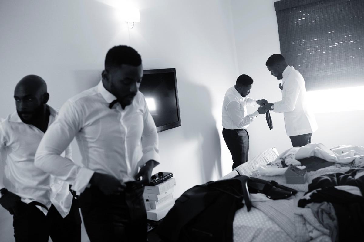 Slam2014 - Segi and Olamide Adedeji's Wedding in Ruby Gardens Nigeria 22