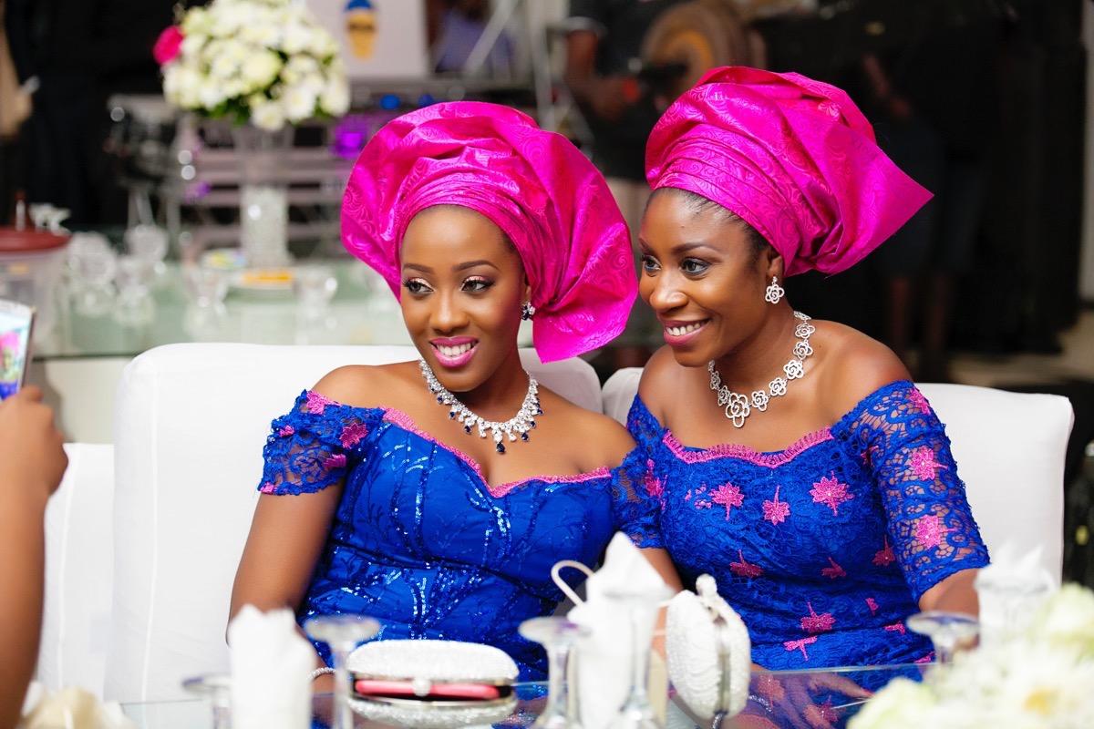 Slam2014 - Segi and Olamide Adedeji's Wedding in Ruby Gardens Nigeria 221