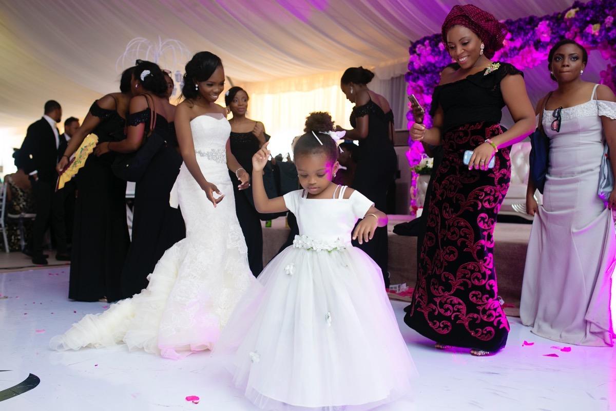 Slam2014 - Segi and Olamide Adedeji's Wedding in Ruby Gardens Nigeria 222