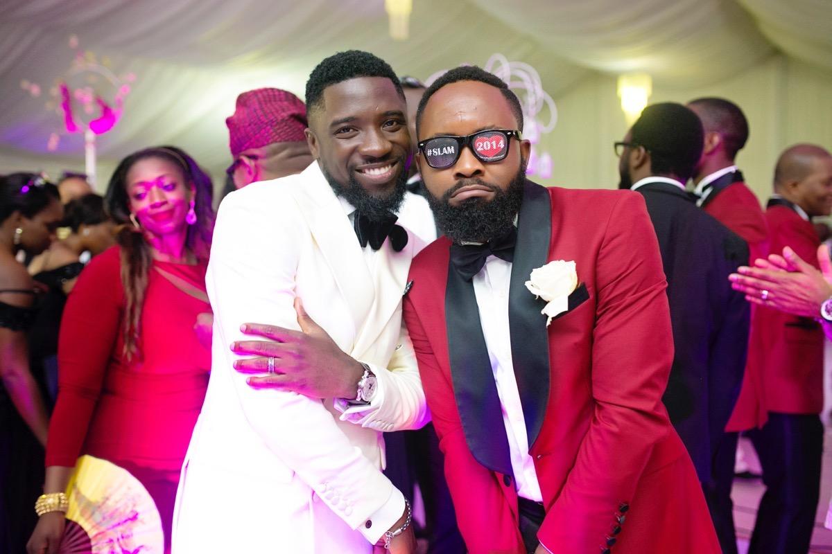 Slam2014 - Segi and Olamide Adedeji's Wedding in Ruby Gardens Nigeria 240