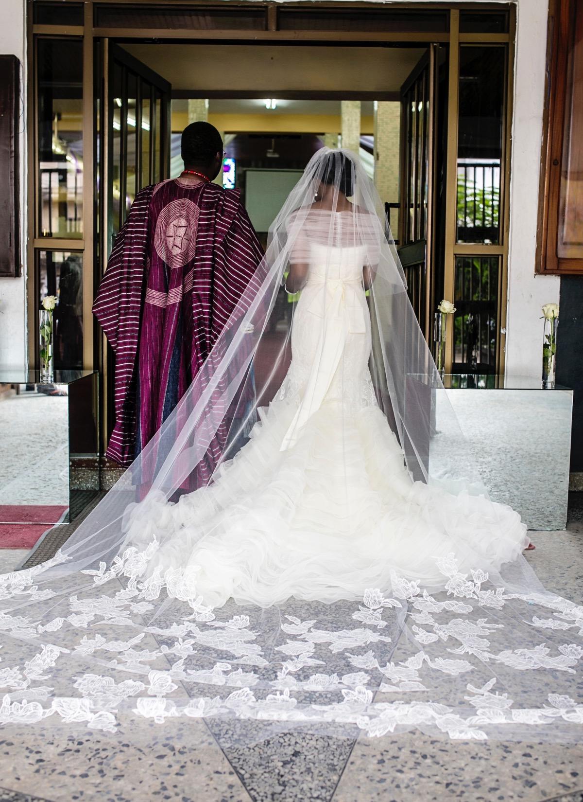 Slam2014 - Segi and Olamide Adedeji's Wedding in Ruby Gardens Nigeria 62