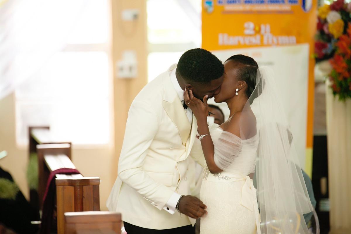 Slam2014 - Segi and Olamide Adedeji's Wedding in Ruby Gardens Nigeria 73